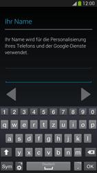 Samsung Galaxy S4 Active - Apps - Konto anlegen und einrichten - 2 / 2