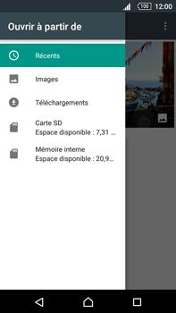 Sony Xperia Z5 Premium (E6853) - MMS - Envoi d