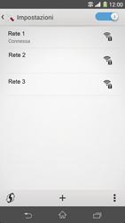 Sony Xperia Z1 - WiFi - Configurazione WiFi - Fase 8