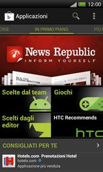 HTC One SV - Applicazioni - Installazione delle applicazioni - Fase 10