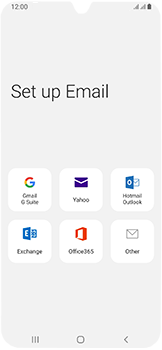 Samsung Galaxy A40 - E-mail - Manual configuration (outlook) - Step 6