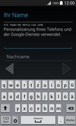 Samsung G318H Galaxy Trend 2 Lite - Apps - Konto anlegen und einrichten - Schritt 6