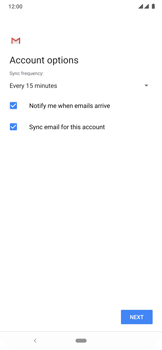 Nokia 6.2 - E-mail - manual configuration - Step 19