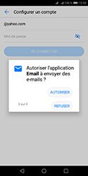 Huawei Y5 (2018) - E-mails - Ajouter ou modifier votre compte Yahoo - Étape 8