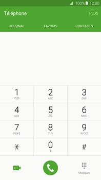Samsung G928F Galaxy S6 Edge + - Messagerie vocale - Configuration manuelle - Étape 4