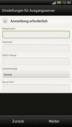 HTC One S - E-Mail - Manuelle Konfiguration - Schritt 13