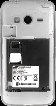 Samsung Galaxy Trend 2 Lite - SIM-Karte - Einlegen - 0 / 0