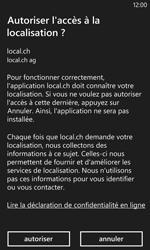 Nokia Lumia 820 / Lumia 920 - Applications - Installation d