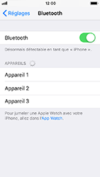 Apple iPhone 5s - iOS 12 - Bluetooth - connexion Bluetooth - Étape 7