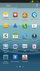 Samsung Galaxy S III - WiFi - WiFi configuration - Step 3