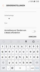 Samsung Galaxy A5 (2017) - Android Oreo - E-Mail - Konto einrichten - Schritt 15