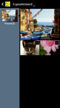 Samsung N9005 Galaxy Note III LTE - contacten, foto