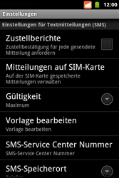 BASE Varia - SMS - Manuelle Konfiguration - Schritt 5