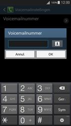 Samsung Galaxy S III Neo (GT-i9301i) - Voicemail - Handmatig instellen - Stap 8