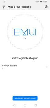 Huawei P Smart Z - Aller plus loin - Mettre à jour le logiciel interne de votre mobile - Étape 7