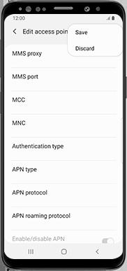 Samsung Galaxy Grand Neo Plus - Internet - Manual configuration - Step 16