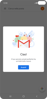 Samsung Galaxy S10 Plus - E-mail - 032a. Email wizard - Gmail - Fase 14
