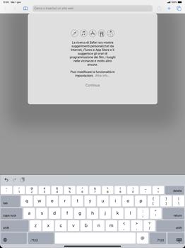 Apple iPad Pro 12.9 (1st gen) - ipados 13 - Internet e roaming dati - Uso di Internet - Fase 4