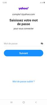 Samsung Galaxy Note 10 Lite - E-mails - Ajouter ou modifier votre compte Yahoo - Étape 10