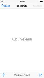 Apple iPhone SE - iOS 12 - E-mail - envoyer un e-mail - Étape 2