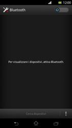 Sony Xperia T - Bluetooth - Collegamento dei dispositivi - Fase 5