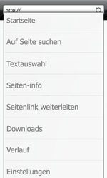 HTC Desire - Internet - Manuelle Konfiguration - 20 / 25