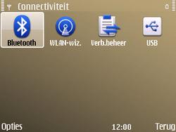 Nokia E72 - bluetooth - aanzetten - stap 5