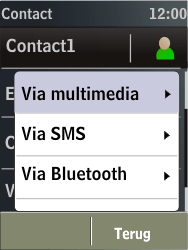 Nokia X3-02 - contacten, foto