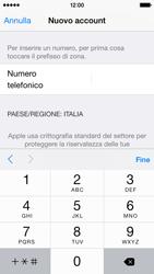 Apple iPhone 5c - iOS 8 - Applicazioni - Configurazione del negozio applicazioni - Fase 24