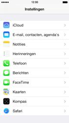 Apple iPhone 5 iOS 7 - MMS - Handmatig instellen - Stap 10