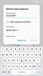 Samsung Galaxy J5 (2017) (SM-J530F) - WiFi - Mobiele hotspot instellen - Stap 10