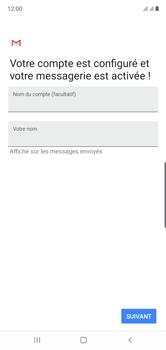 Samsung Galaxy Note 10 - E-mails - Ajouter ou modifier un compte e-mail - Étape 21