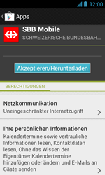 ZTE Blade III - Apps - Installieren von Apps - Schritt 21