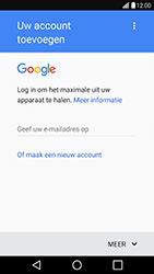 LG G5 SE (H840) - apps - account instellen - stap 3