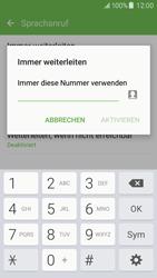 Samsung J510 Galaxy J5 (2016) - Anrufe - Rufumleitungen setzen und löschen - Schritt 10