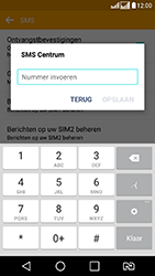 LG K8 - SMS - handmatig instellen - Stap 8