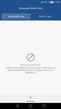 Huawei P9 Plus - Anrufe - Anrufe blockieren - Schritt 8