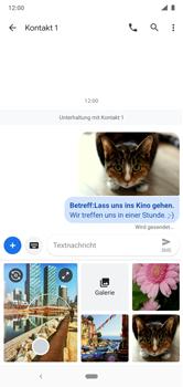 Nokia 6.1 Plus - Android Pie - MMS - Erstellen und senden - Schritt 21
