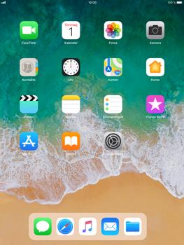 Apple iPad Mini 3 mit iOS 11 - E-Mail - E-Mail versenden - Schritt 2
