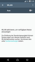 Sony Xperia XA - WiFi - WiFi-Konfiguration - Schritt 5