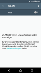 Sony Xperia X - WLAN - Manuelle Konfiguration - 5 / 9