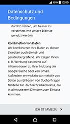 Sony Xperia X Compact - Apps - Einrichten des App Stores - Schritt 15