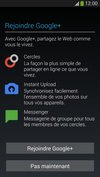 Samsung Galaxy Note 3 - Applications - Créer un compte - Étape 13