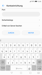 Huawei P10 Lite - E-Mail - Konto einrichten - Schritt 12