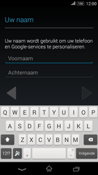 Sony Xperia E4g (E2003) - Applicaties - Account aanmaken - Stap 5