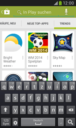 Samsung Galaxy Trend Plus - Apps - Herunterladen - 15 / 21