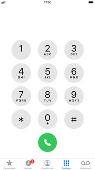 Apple iphone-7-plus-met-ios-13-model-a1784 - Beveiliging en ouderlijk toezicht - Nummer blokkeren - Stap 3