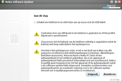 Nokia 225 (Type RM-1012) - Software - Update installeren via PC - Stap 15