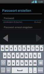 LG Optimus L7 II - Apps - Konto anlegen und einrichten - 11 / 25