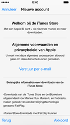 Apple iPhone 5s (iOS 8) - apps - account instellen - stap 11